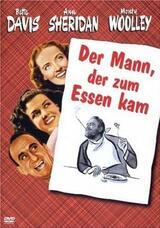 Der Mann, der zum Essen kam - Poster