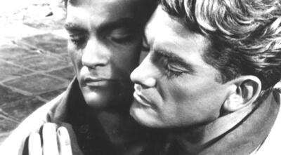 Jean Marais in Jean Cocteaus Film Orphée