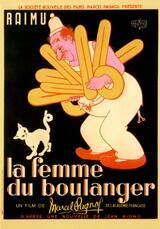 Die Frau des Bäckers - Poster