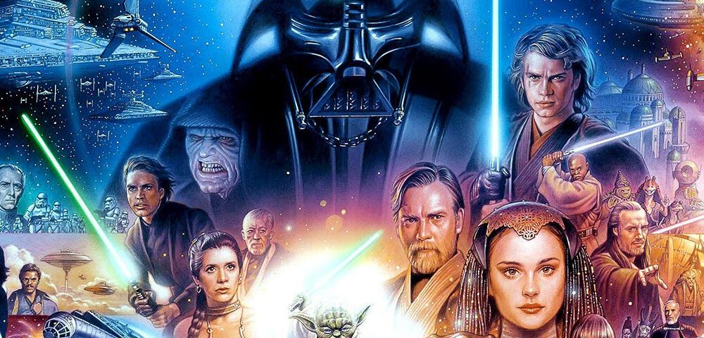 Alle Star Wars Filme