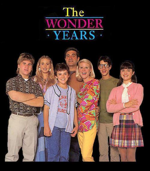 Wunderbare Jahre Serie 1988 1993 Moviepilotde