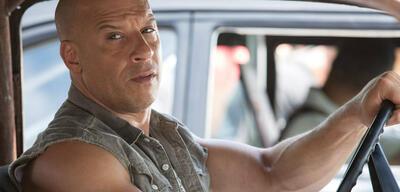 Vin Diesel, lässt das Steuer ungern aus den Händen