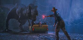 Bild zu:  Gibt es den T-Rex auch im LEGO-Spiel?