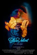 Blue Velvet Poster