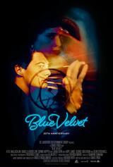 Blue Velvet - Poster