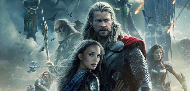 Avengers 3 Infinity War Ist Thors Freundin Jane Foster An Allem