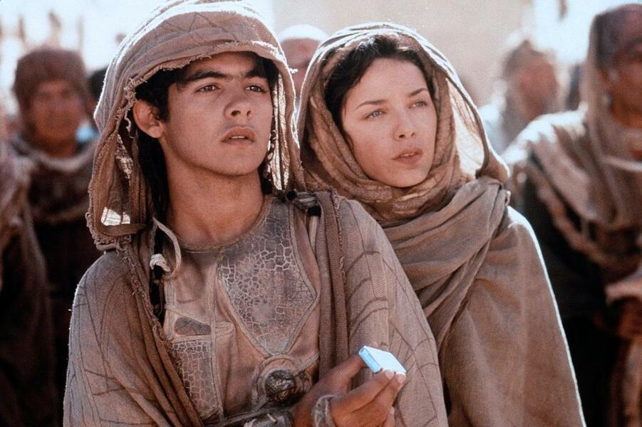Stargate mit Mili Avital und Alexis Cruz