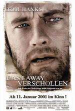 Cast Away - Verschollen Poster
