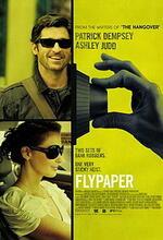 Flypaper - Wer überfällt hier wen? Poster