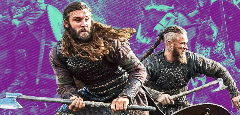 Vor dem Vikings-Finale: Die 7 stärksten Schlachten von Ragnar und Co.
