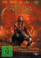 Attila - der Hunne - Poster
