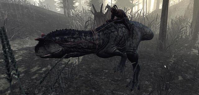 Auf Dinosauriern reiten – Das war einmal