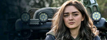 Maisie Williams in Two Weeks to Live