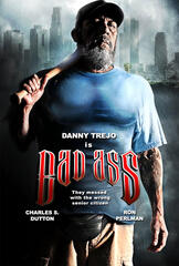Bad Ass Poster mit Danny Trejo
