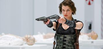 Bild zu:  Milla Jovovich in Resident Evil: Afterlife