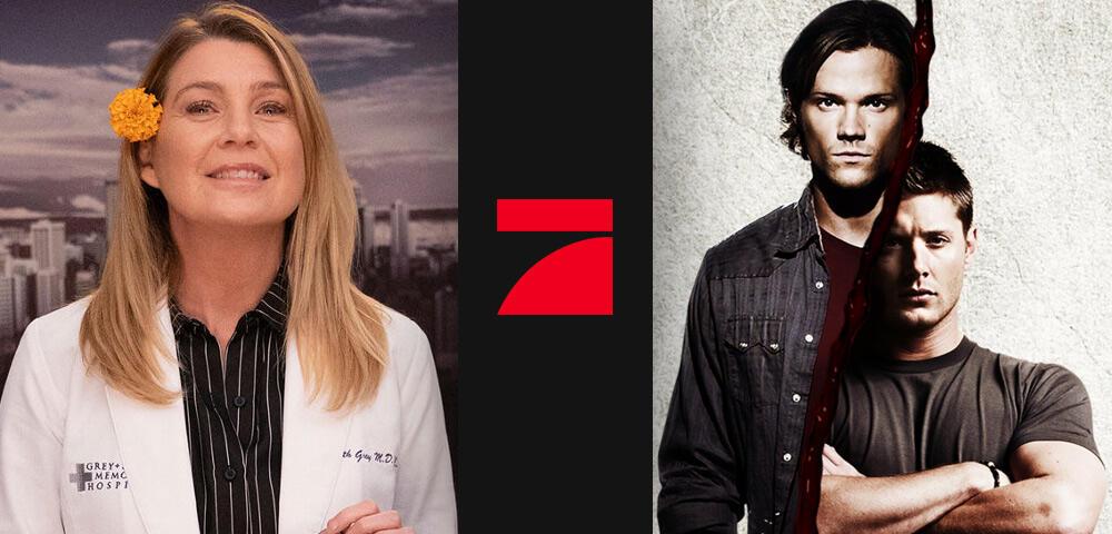 Grey's Anatomy, Supernatural und Co.: Über 20 ProSieben-Serien wurden verlängert
