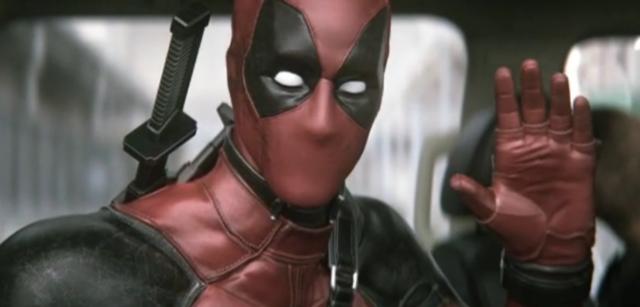 Ryan Reynolds als Deadpool