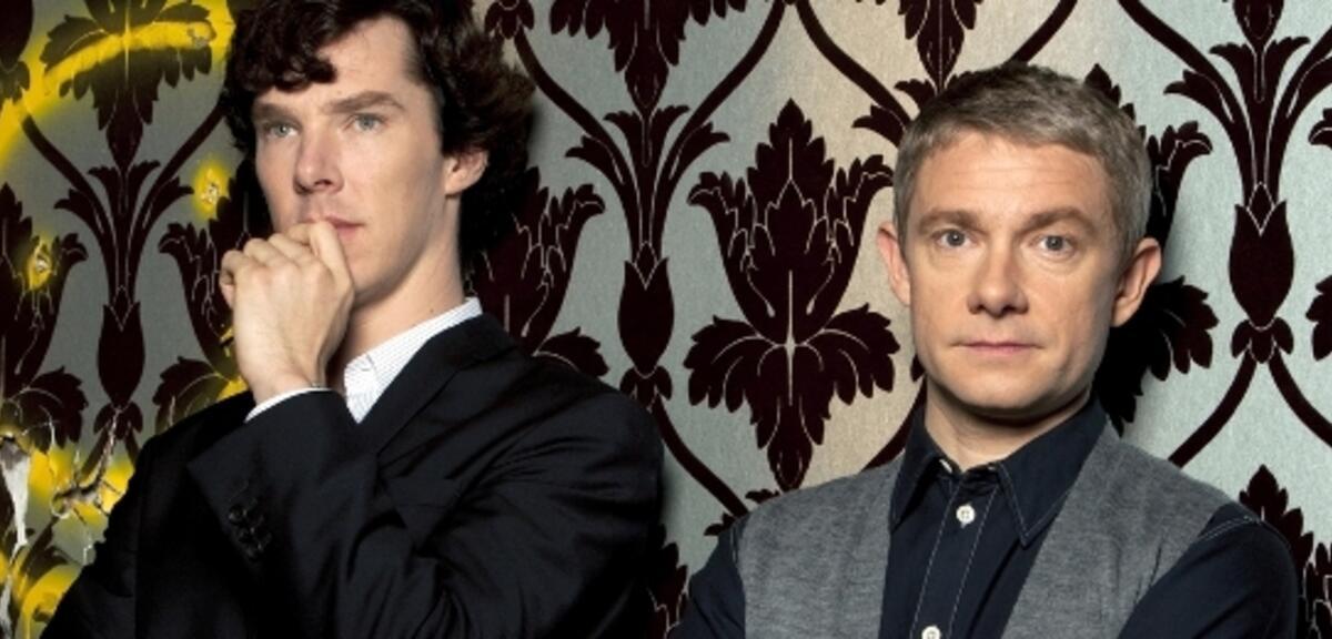 Sherlock Staffel3