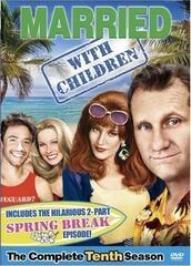 Eine schrecklich nette Familie Staffel 10 - Poster