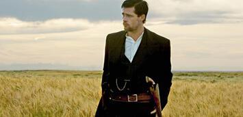 Bild zu:  Brad Pitt in Die Ermordung des Jesse James durch den Feigling Robert Ford