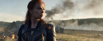 Scarlett Johansson ist Natasha Romanoff