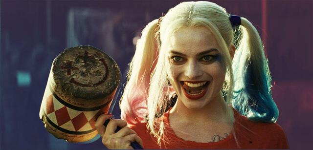 Margot Robbie als Harley Quinn