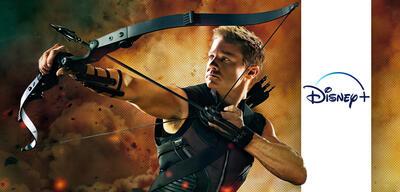 Hawkeye geht in Serie auf Disney+