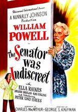 Der Senator war indiskret
