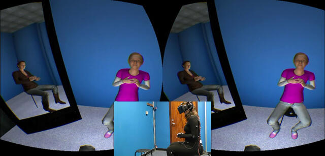 Vielversprechend: Virtual Reality-Therapien