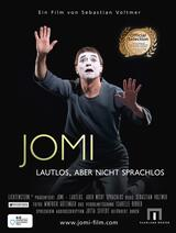 Jomi - Lautlos, aber nicht sprachlos - Poster
