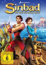 Sinbad - Der Herr der 7 Meere - Poster