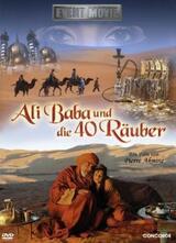 Ali Baba und die 40 Räuber - Poster