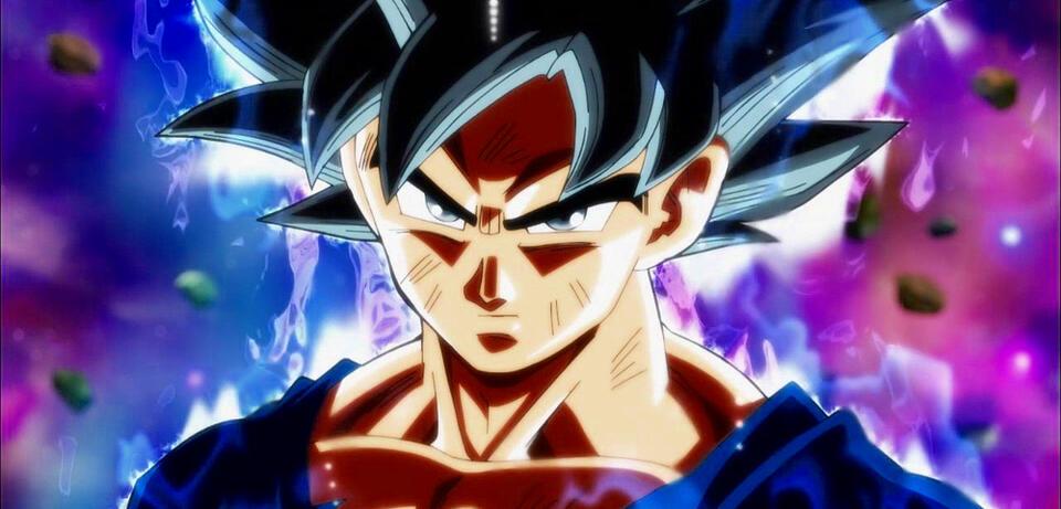 Son-Goku Ultra Instinct Omen