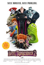 Hotel Transsilvanien 2 Poster