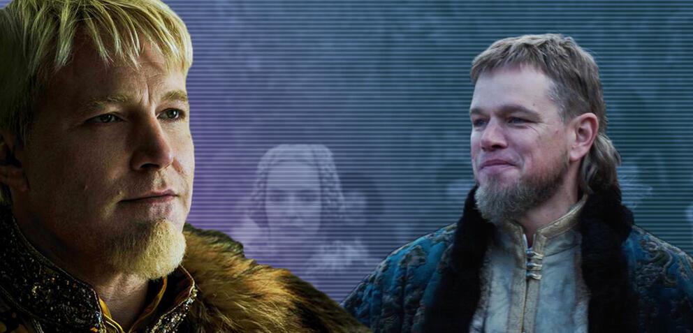 Ben Affleck und Matt Damon in The Last Duel