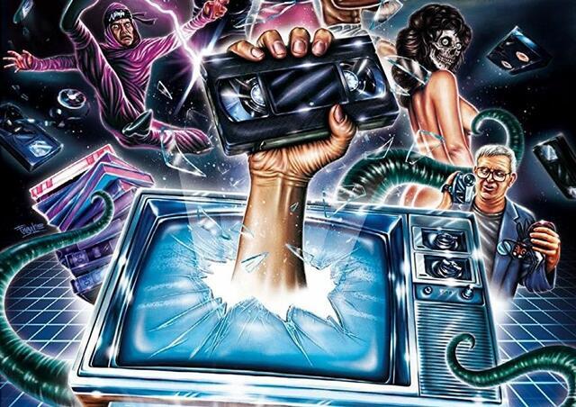 Bild zu Zurückgespult! Dokumentationen über die VHS-Kultur