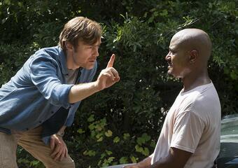 The Walking Dead: Gabriel verliert wegen der Infektion langsam seine Sehkraft