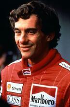 Poster zu Ayrton Senna