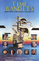 Time Bandits - Poster