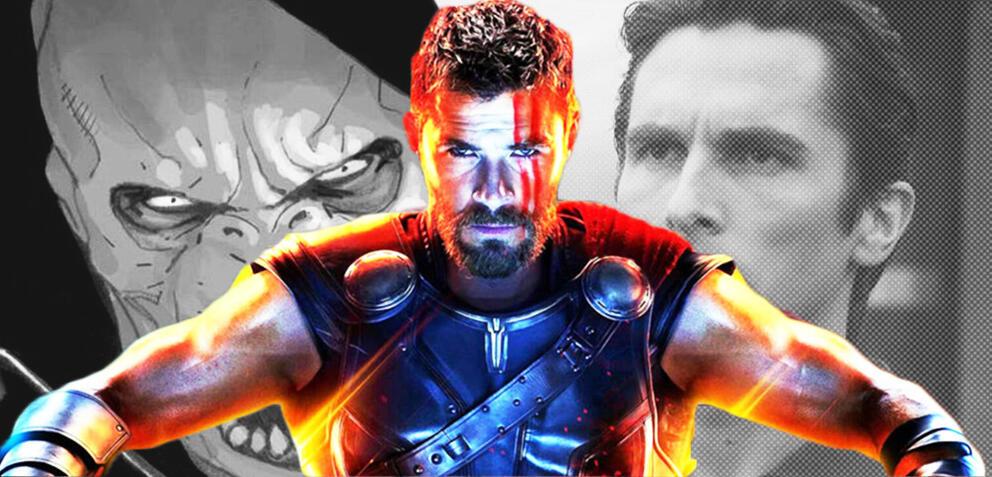 Bald in Thor 4: Gorr, der Schlächter