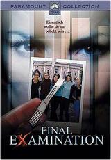 Final Examination - Poster