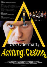 Achtung! Casting - Poster