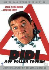 Didi auf vollen Touren - Poster