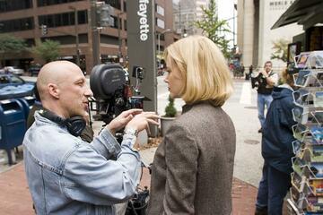 Oliver Hirschbiegel und Nicole Kidman