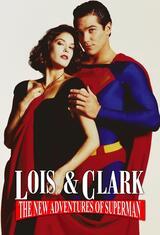 Superman - Die Abenteuer von Lois & Clark - Poster