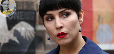 Noomi Rapace inWhat Happened to Monday?