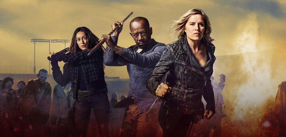 So reist Morgan von The Walking Dead zu Fear the Walking Dead