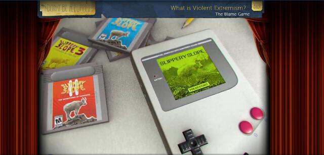Ob das FBI diesen Game Boy überhaupt so abbilden darf?