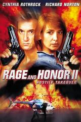 Rage and Honor II - Poster