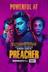 Preacher - Staffel 2 - Poster